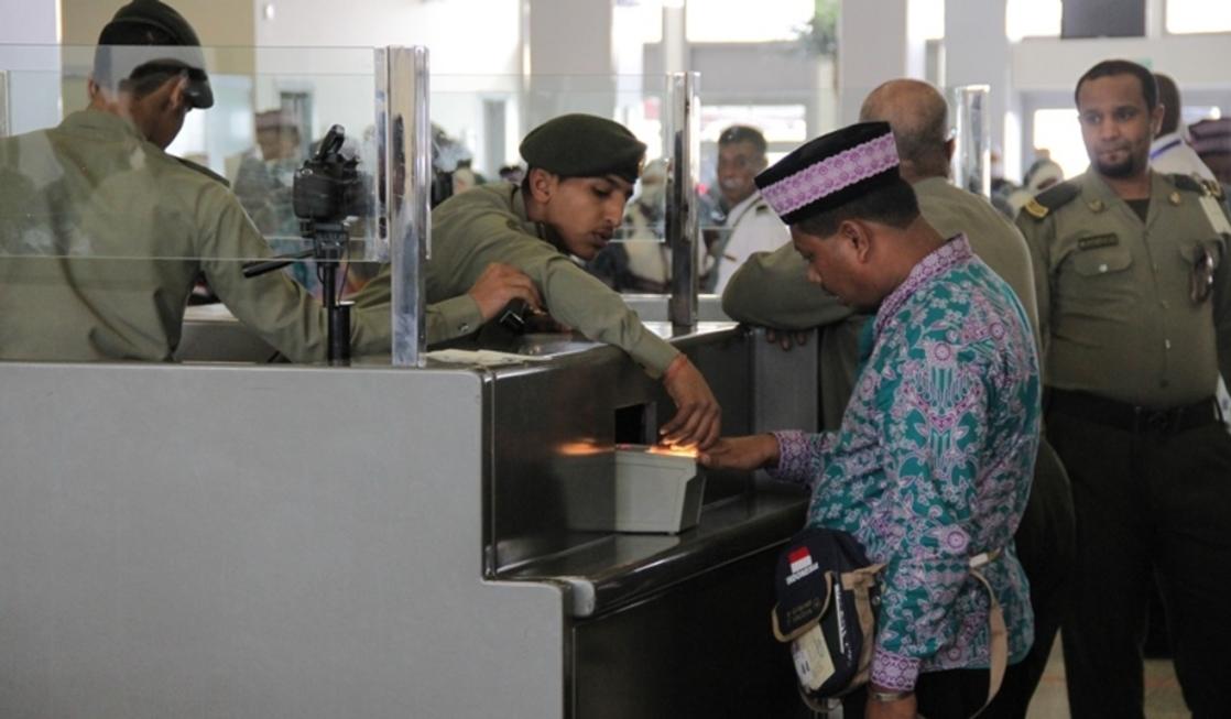 Pos Pengecekan Imigrasi Bandara Saat Wisata di Thailand